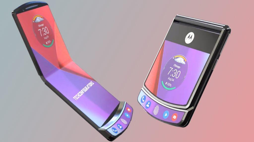Motorola RAZR Smart Phone
