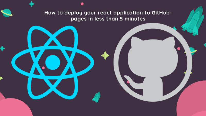 Hosting React App in GitHub using gh-pages