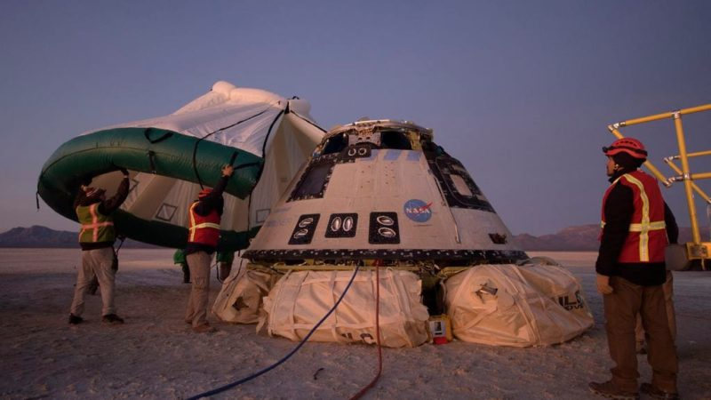 Boeing still fixing software problems on its Starliner spacecraft