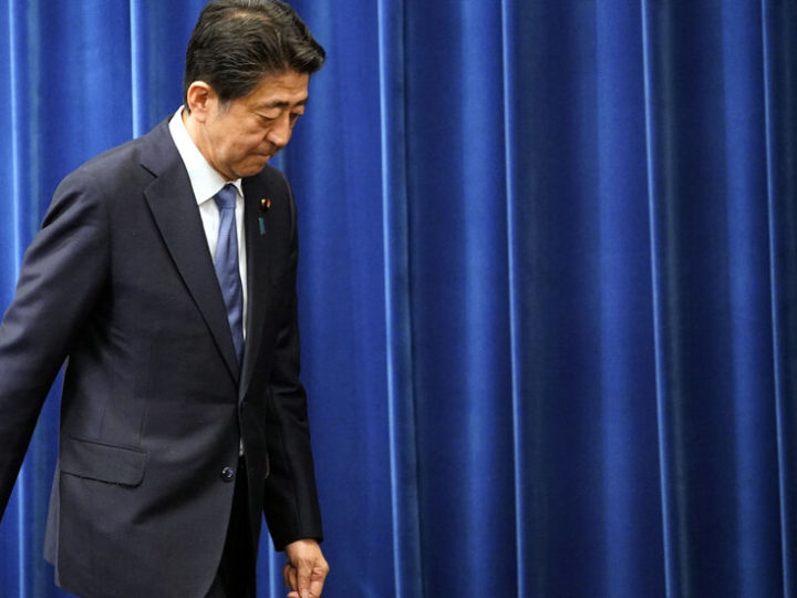 What Is Ulcerative Colitis, the Ailment Afflicting Shinzo Abe of Japan?